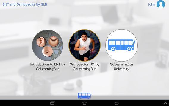 ENT and Orthopedics by GLB apk screenshot