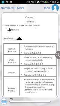 Grade 4 Math by GoLearningBus apk screenshot