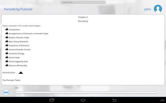 Grade 10 Chemistry apk screenshot