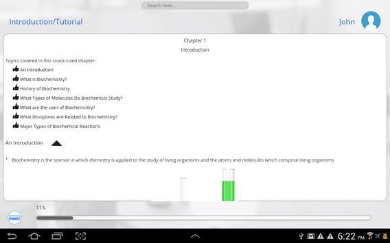 Grade 12 Chemistry apk screenshot