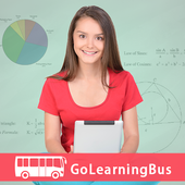Grade 9 Math by GoLearningBus icon