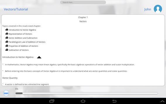 Grade 9 Physics apk screenshot