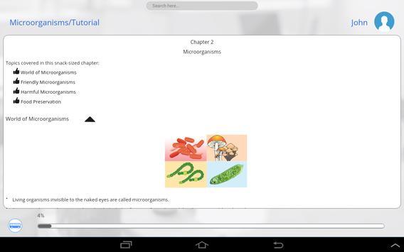Grade 8 Science apk screenshot