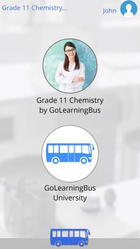 Grade 11 Chemistry apk screenshot
