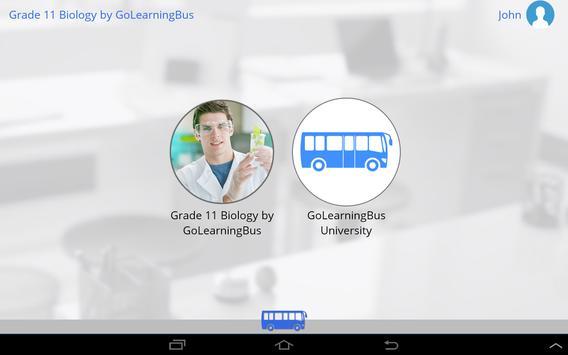 Grade 11 Biology apk screenshot