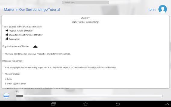 Grade 9 Chemistry apk screenshot
