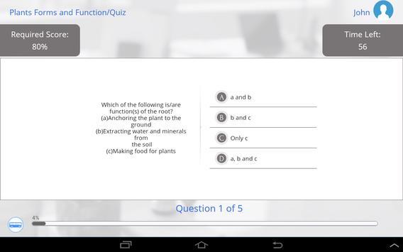 Grade 6 Science apk screenshot
