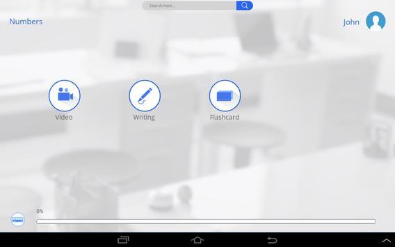 Learn Italian via Videos apk screenshot