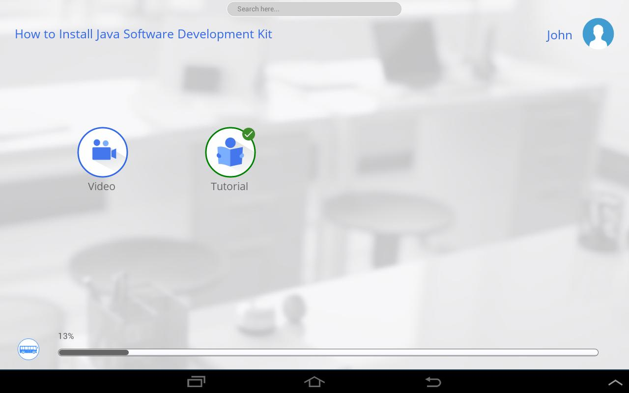java programming via eclipse apk education app for java programming via eclipse apk screenshot