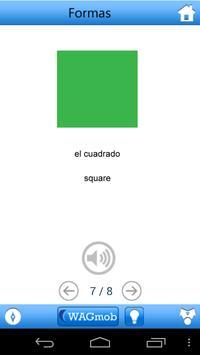Aprenda Inglés poster