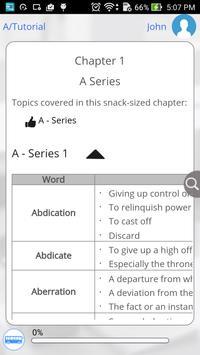 Learn English Vocabulary apk screenshot