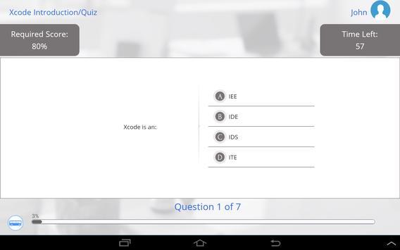 Xcode 101 by GoLearningBus apk screenshot