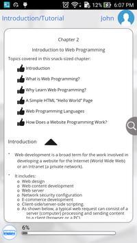 Learn PHP Programming apk screenshot