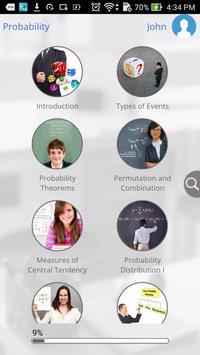 Learn Probability apk screenshot
