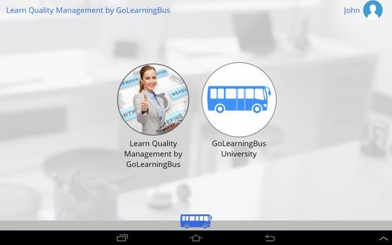 Learn Quality Management apk screenshot