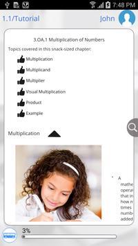 3rd Grade Common Core Math apk screenshot