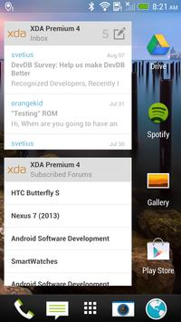 XDA Legacy apk screenshot