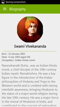 Swami Vivekananda Quotes apk screenshot