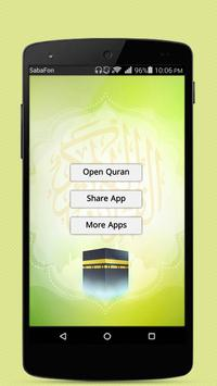 Quran Touch Explanation poster