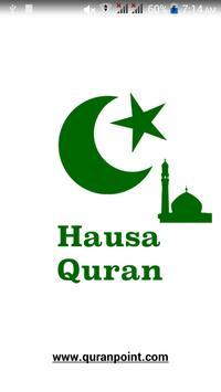 Hausa Quran poster