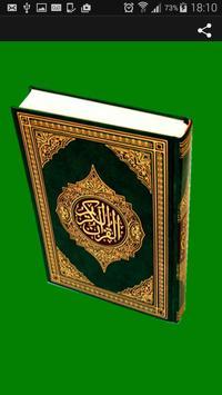 Quran Uzbek poster