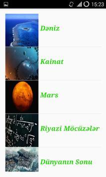 Quranda 10 Möcüzə apk screenshot