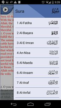Quran Explorer apk screenshot