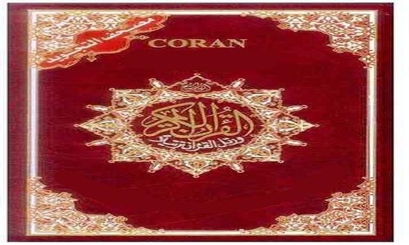 Le Saint Coran en français apk screenshot