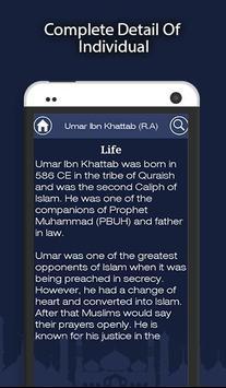Friends & Family Muhammad PBUH apk screenshot
