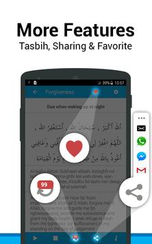 Muslim Dua Now - Dua & Azkar apk screenshot