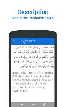 Sahih Bukhari – All Hadiths apk screenshot