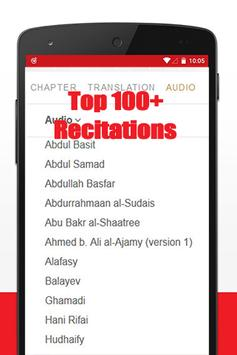 Al Quran Romanian Translation apk screenshot