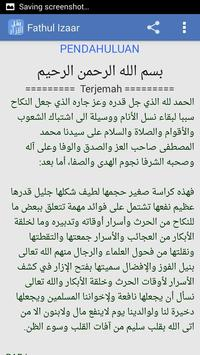 Kitab Qurrotul Uyun apk screenshot