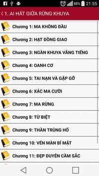 Truyen Ma - Kinh Di Cryptic apk screenshot