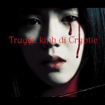 Truyen Ma - Kinh Di Cryptic poster