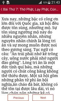 Kinh Phật Học apk screenshot