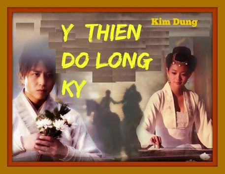 Y Thien Do Long Ky - Kim Dung poster