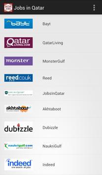 Jobs in Qatar - Doha Jobs poster