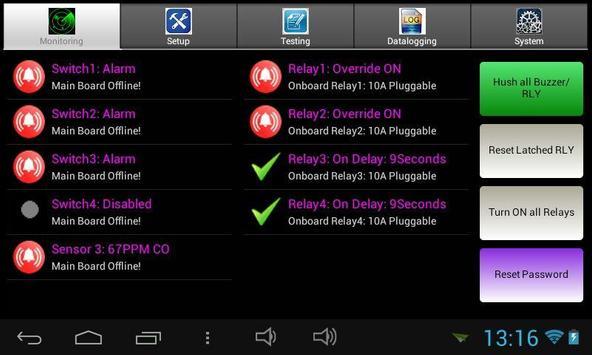 Q-Controller MMI apk screenshot