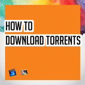 How to download torrents trick icon