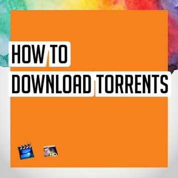 How to download torrents trick poster