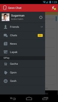 Qpocket apk screenshot