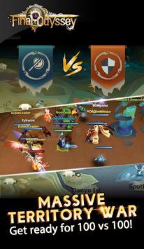Final Odyssey apk screenshot