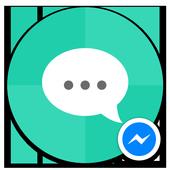 كومنتك for messenger icon