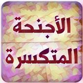 الأجنحة المتكسرة - جبران icon
