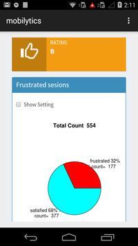 Mobile Performance Analytics apk screenshot