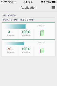 Mobile App Monitoring apk screenshot