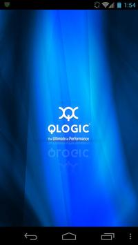 QLogic Mobile w/ HP Cross Ref. poster