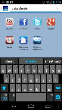 QLogic Mobile w/ HP Cross Ref. apk screenshot