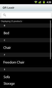 QR Leadr - Lead Retrieval apk screenshot